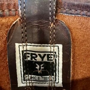 Frye Shoes - FRYE HARNESS 12R boots (size 9.5)
